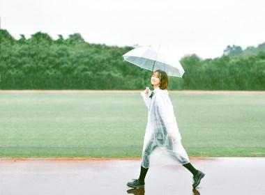 下雨天—人像摄影