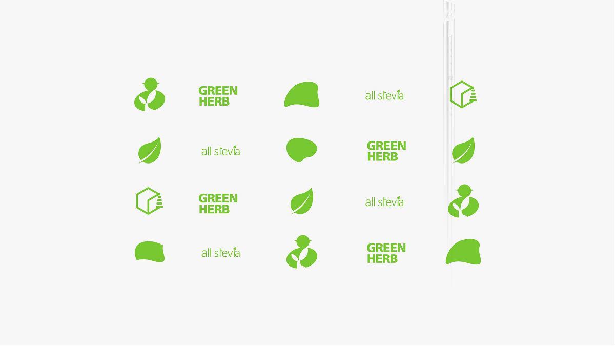 造塑创意~绿茵品牌VI设计