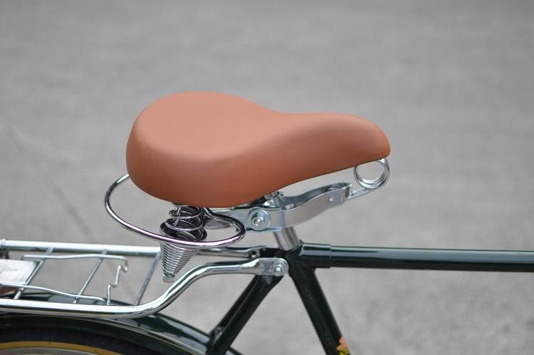凤凰28加重自行车改装复古自行车