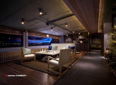 山东弄海园别墅设计方案|北京海岸设计