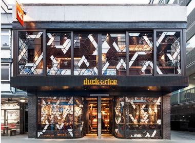 鸭子稻米餐厅--中式与维多利亚风格的碰撞