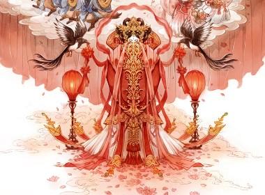 妖物插图欣赏