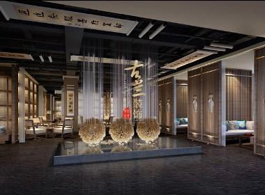 古兰装饰-茶席文化商务茶楼设计|昆明专业特色茶楼装修设计公司