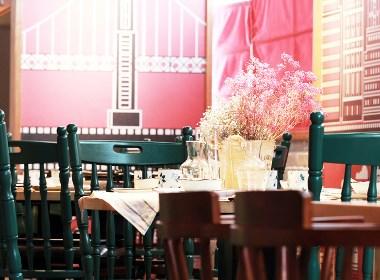 主题餐厅设计-K鱼·纸上烤鱼餐厅