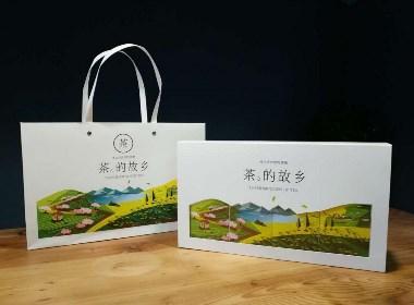 《茶的故鄉》茶葉包裝設計