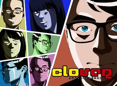 《Clover》超级英雄效果图