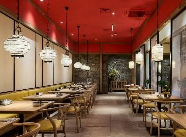 上海徽语主题餐厅设计