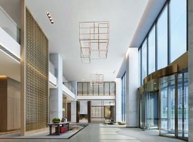 新郑玄远高档商务酒店设计