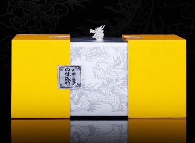 臻龙古树普洱茶包装设计 新道设计 昆明茶叶包装设计
