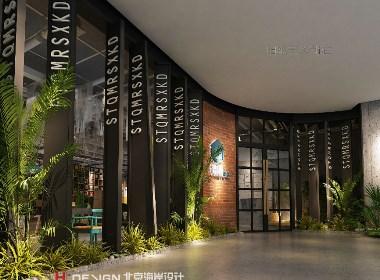 北京海岸书店设计,湖南长沙悦阅书店