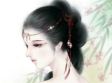 中国风插画