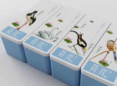荷岸荷叶茶—衡水徐桂亮品牌设计