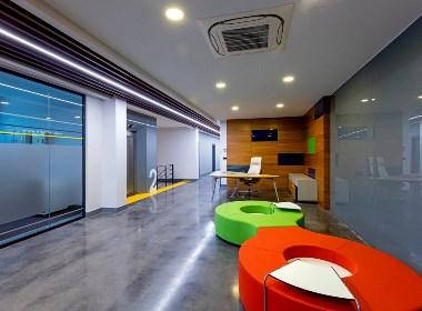 农业公司办公室空间
