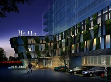 成都专业精品酒店设计 成都酒店设计公司