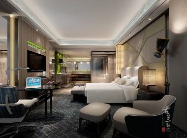 成都精品酒店设计 成都酒店设计公司