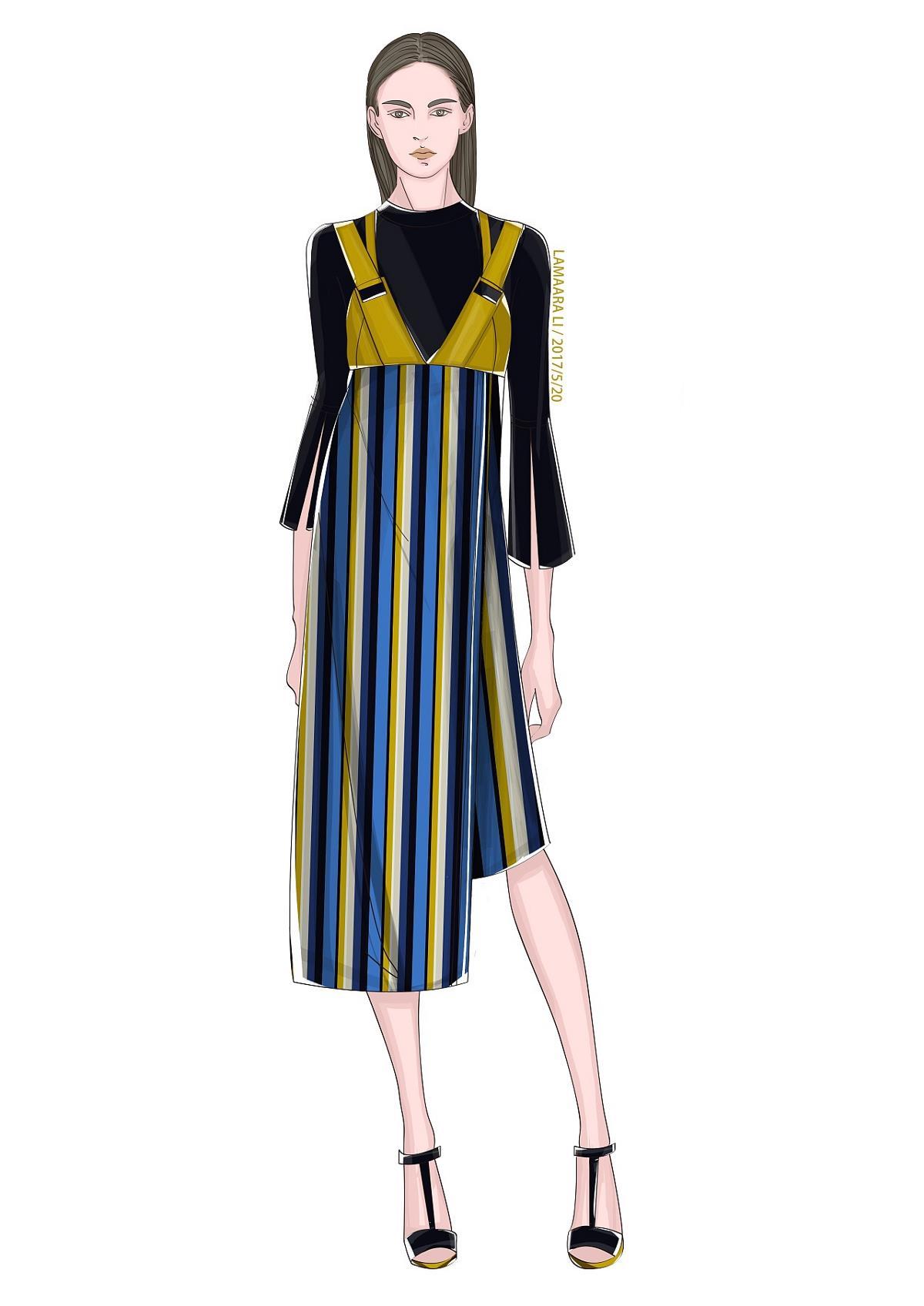 2018ss系列设计服装设计欣赏