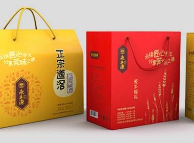 东莞永丰源食品 品牌全案策划设计