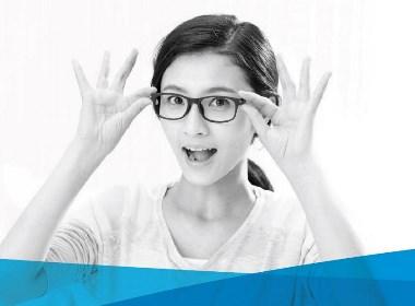 何医生眼镜logo设计