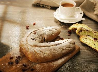 面包食品拍摄