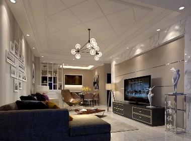 慕和南道现代家居设计/成都家装设计
