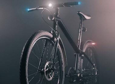 单车工业设计