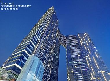 空与间建筑摄影:AIR·高空酒店