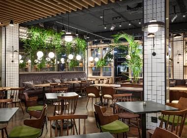 泰国餐馆咖啡厅