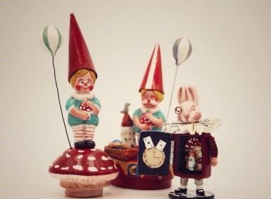 《故事盒子》——爱丽丝三月兔