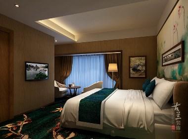 成都专业商务酒店设计|成都特色商务酒店设计公司|古兰装饰