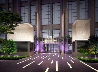 中航红万(HW)精品商务酒店设计-成都专业精品酒店设计公司|古兰装饰
