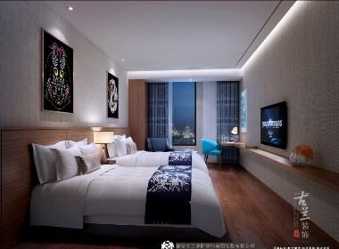 贵州松桃SXS精品酒店设计案例赏析——成都专业精品酒店设计公司
