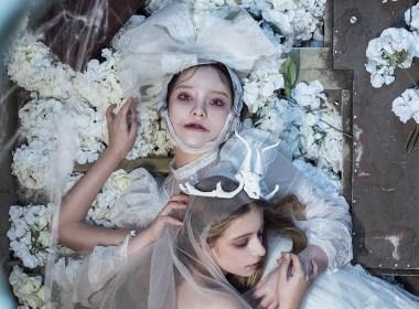 Corpse Bride摄影欣赏