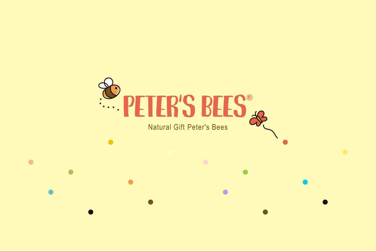 """""""彼得的蜜蜂""""品牌重塑"""