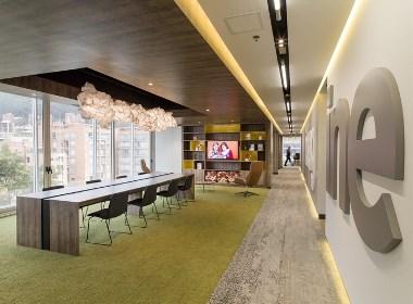 哥伦比亚微软办公室设计
