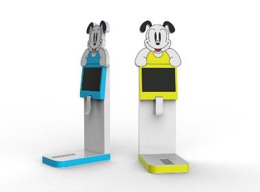 六合云巴布豆儿童脚型数据扫描仪