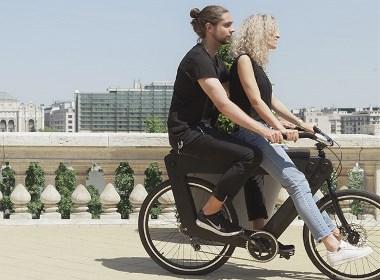 一个可以方便谈恋爱的自行车