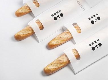 台北一家面包店品牌设计