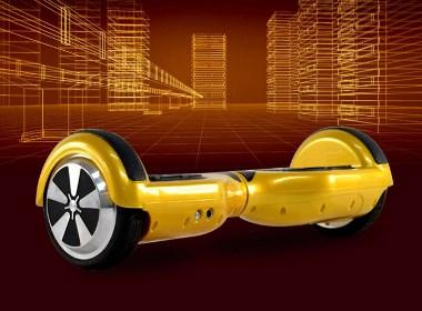 电动滑轮车