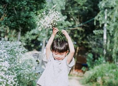 属于孩子的夏日美好—人像摄影