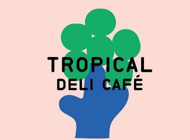 """""""热带""""食品类品牌设计"""