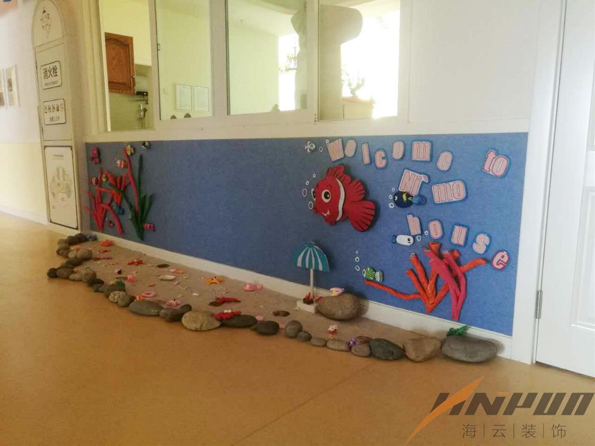 成都幼儿园装修设计公司|成都幼儿园装饰设计公司《海云装饰》