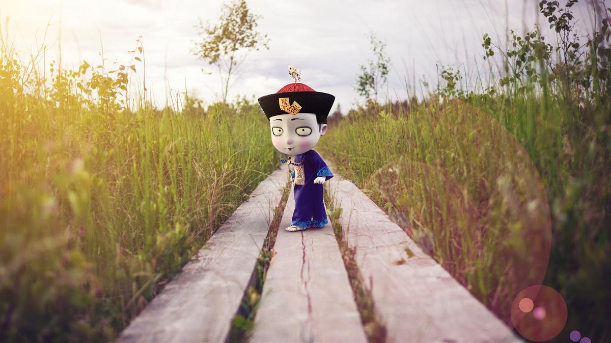 沐ζ小丫——生日快乐-行根之旅