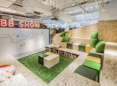 华空间设计办公室