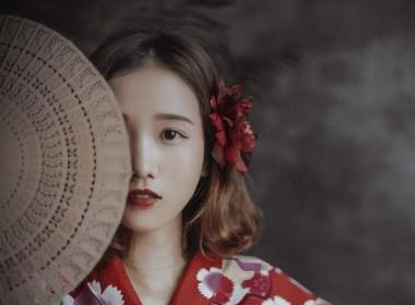 千葉の 花—人像摄影