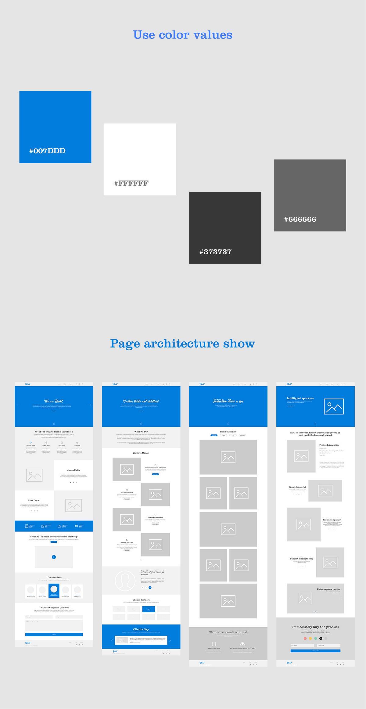 创意工作室的企业官网