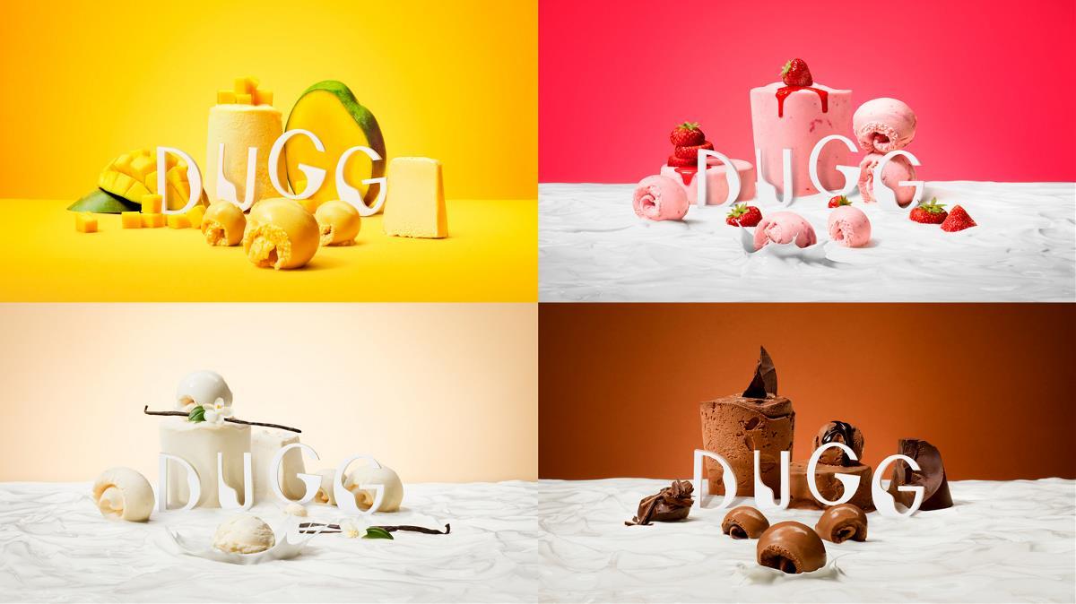樱桃视频官方网冰淇淋包装设计