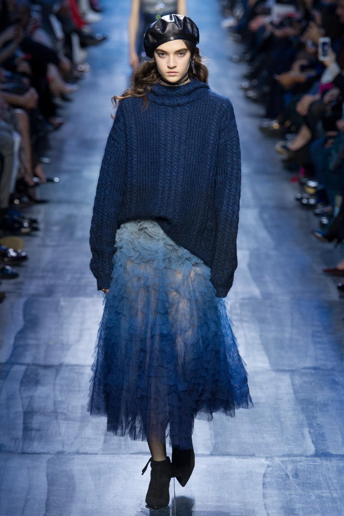 Dior 2017服装走秀