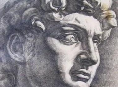 大卫石膏像