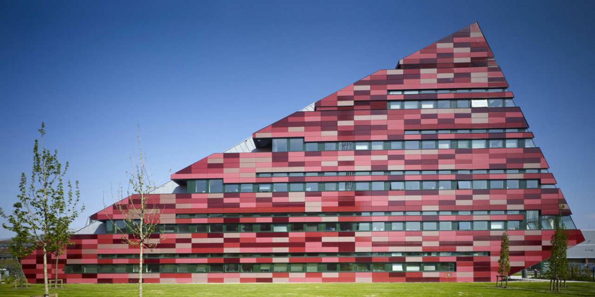 诺丁汉大学-禧校园建筑