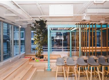 蒙特利尔简约工业风Shopify办公室设计